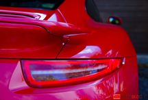911 in red / Dedicated to the iconic Porsche 911 who turned 50 - just like me - in 2013.