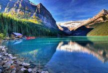Canada scenes