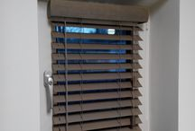 Bamboe blinds