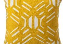 COLOR: Yellow Home Decor