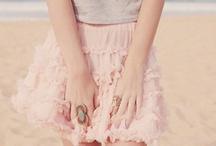 Ihania vaatteita