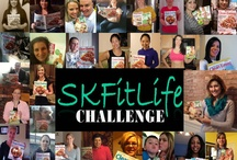SKFitLife Women's Fitness Challenge / 12 weeks of online training, nutritional guidance, and fantastic support in a private Facebook group. $227 for all 12 weeks.