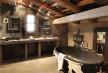 Home-Bathrooms / by Amy Klo