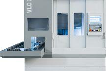 VLC 200 H / Vertical Hobbing Machine