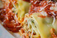 Pasta Recipes / Spaghetti, macaroni, penne pasta, lasagna, ravioli, tortellini, pasta salad, noodles