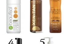 All about Tanning / get a sun-kissed gorgeous tan for the summer! who doesn't?