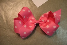 Crafts - hairbows