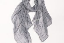 SS17 Scarves / Scarves are the ultimate fashion accessories that give an elegant fashion statement without much effort. It adds sophistication to your outfit and gives the chicest finishing touch. Look By M also began as a boutique manufacturer of fine women's neckwear. A scarf is an essential accessory for all seasons and can be worn in so many different ways that we can't even keep count anymore!