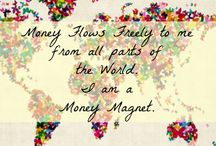 Money Love / #MoneyLove - It is all about abundance and love of money. Who doesn't want to increase their wealth and abundance. Let the money flow.