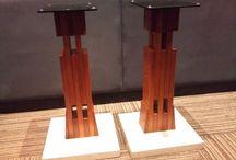 Audio woodcraft