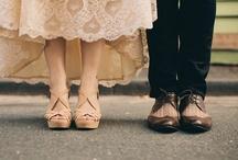 MELISSA & FORRESTER / Wedding of Melissa & Forrester Eco Vintage Bride