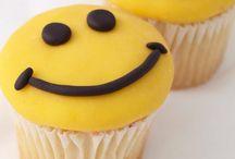 Anniversaire Smiley / Des idées pour réaliser l'anniversaire de votre enfant sur le thème Smiley...