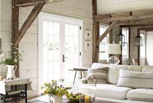 Scandanavian lounge design