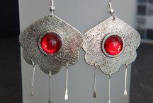 Collection Nuage / Une collection pour les rêveuses qui ont la tête dans les nuages! Colliers, sautoirs et boucles d'oreille !
