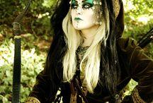Fantasy Larp Costume inspiration