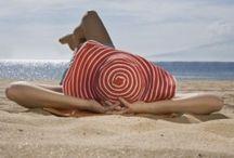Пляж + море