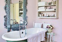 a nice long bath / by Debbie Jeffries