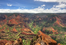 Hawaii <3 / by Mandy Morrow
