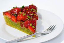 Kage og Desserter