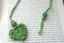 Bookmark crochet