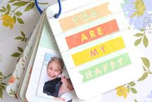 Scrap booking / Scrapbooking related everything / by Danielle Moore