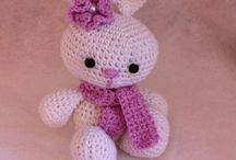 Amiguri / Cute little things to crochet