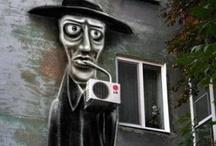 Art : street art, illusion...