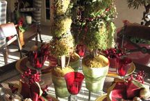 Tablescapes / by Vickey Vicknair
