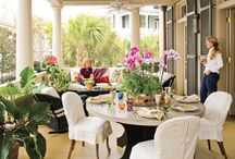 Outdoor Spaces / by Goldee Payton