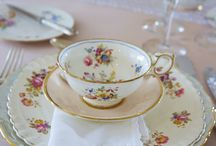 Classic Crockery Repertoire / Our collection!!