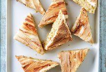 Other baked goods // Sonstiges Gebäck / by Fee-Jasmin Rompza
