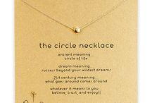 { jewels } / diamonds on my neck