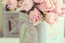 AH loves Flowers / Floral displays