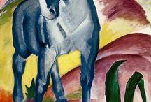 Vanguardias: Expresionismo