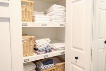 hall cupboard