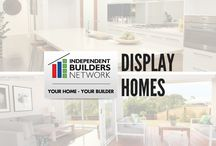 IBN Display Homes / Find a Display Home. Location of Independent Builders Network Display Homes