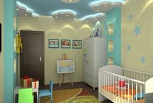 Bedroom Design / Bedroom Design, Kids Bedroom, Beds, Creative Design, Interiors Design