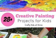 Childcare Creative Art