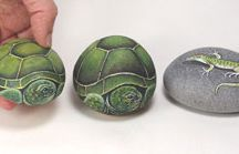 Painted rocks / by Linda Hickey