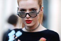 Bella Thorne Sunglasses