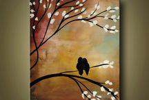canvas art / by Nicole Enriquez