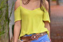 roupas blusa