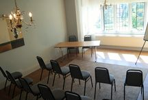 Business and Conferences / Whirlowbrook Hall is perfect for all kinds of meetings, conferences and away days. Here are a few photos of our different conference rooms in the different layouts.