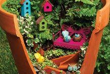 jardines pequeños / ideas creativas!!!