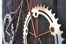 the art around bikes