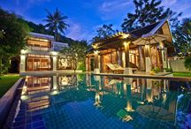 Luxury 2-3 bedroom Villas in Koh Samui - Bang Por / Luxury Samui Villas for holiday rental - directly on the pristine beach of Bang Por - 2-3 bedrooms villas available: from USD $420 -$700 per/night  For more details contact: info@conradproperties.asia