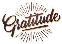 Thank you and Gratitude Inspiration / Stuff about being thankful, gratitude, and thank-you notes