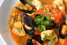 Seafood YUM / Fish and seafood recipes