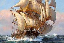 Ocean & Ships