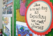 Bulletin Boards and Display ideas / by Allison Ross